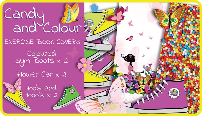 Cover clipart exercise book And Covers Book 6 x