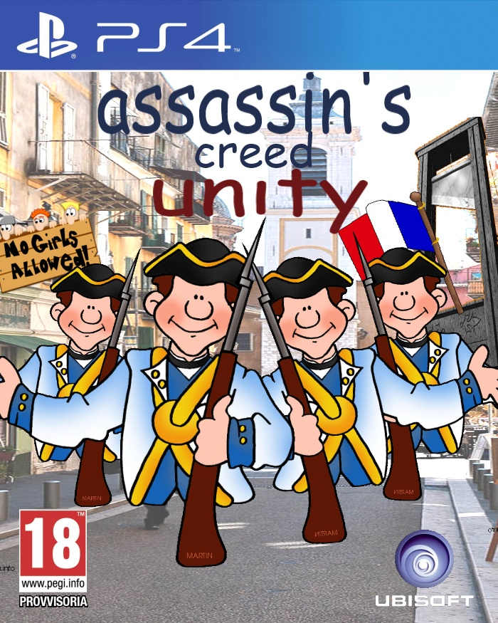 Cover clipart fake game Forced The of to What