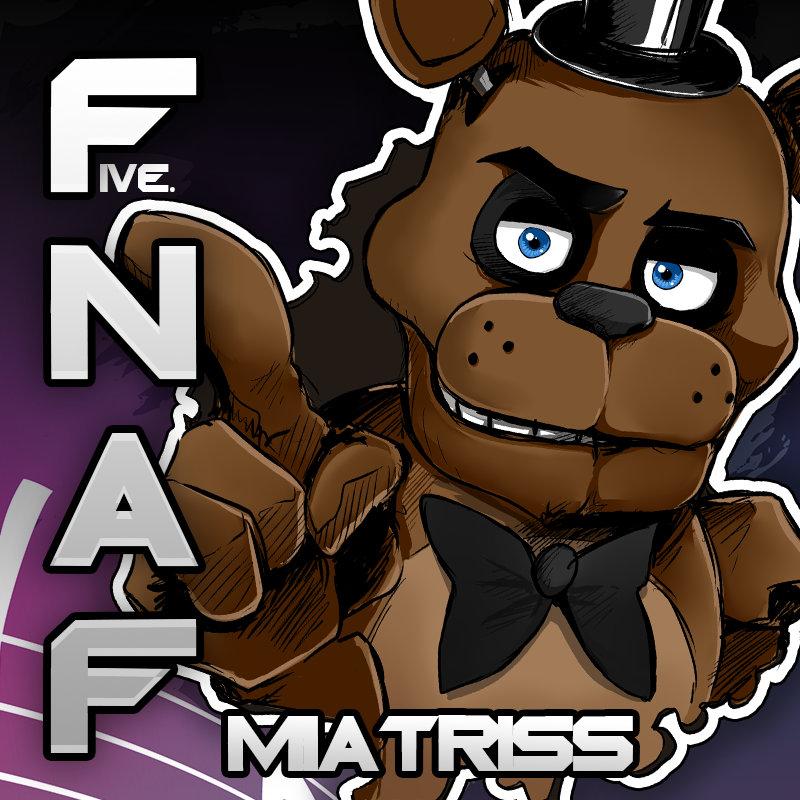 Cover clipart fnaf Remastered 1 MiatriSs MiatriSs vol