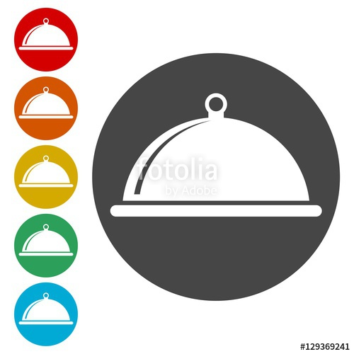 Cover clipart food platter Icon cover