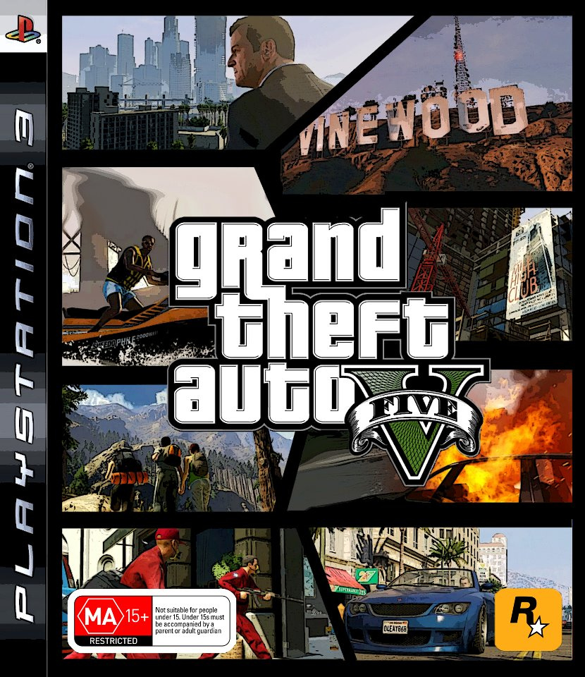 Covered clipart gta v Theft لعبة GTA auto New