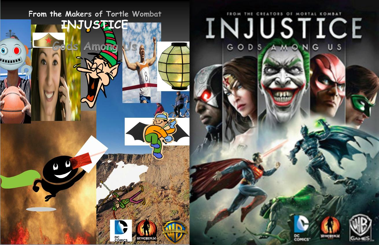 Cover clipart injustice #2