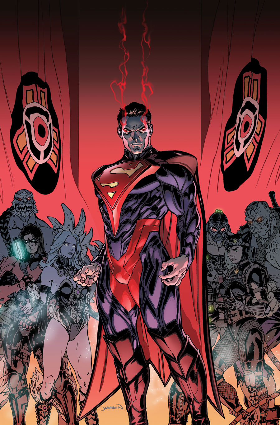 Cover clipart injustice #4