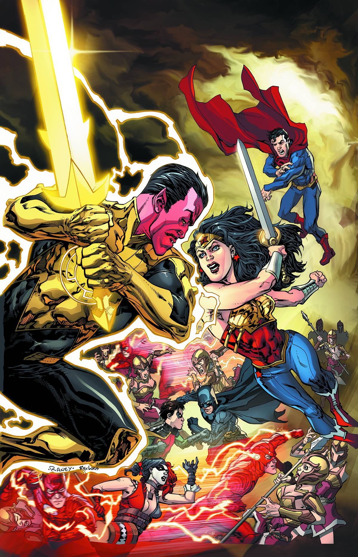 Cover clipart injustice #5