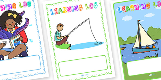Cover clipart log book #7