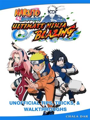 Cover clipart naruto game Ninja Ultimate  Naruto Blazing