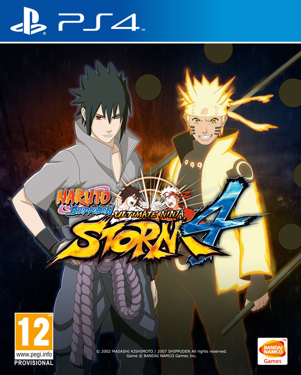 Cover clipart naruto game 4 4 Age New Storm