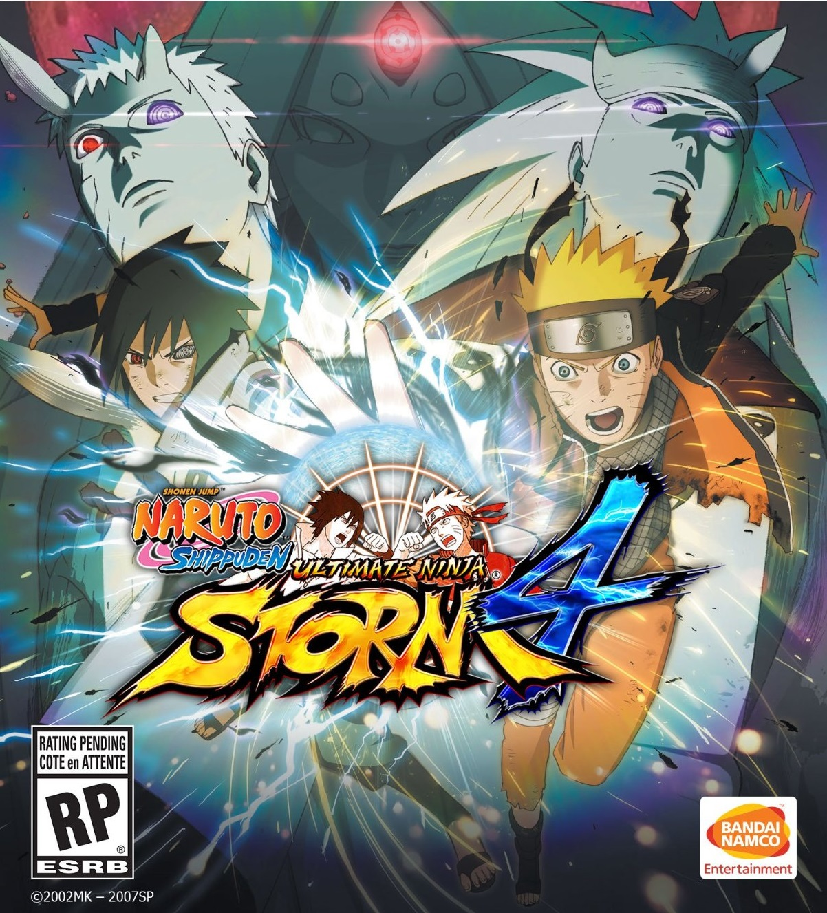 Cover clipart naruto game Ninja Ultimate Bomb Naruto Storm