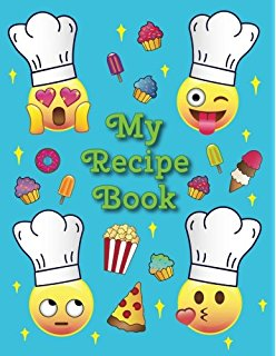 Cover clipart recipe book For  Blank Childrens Journal