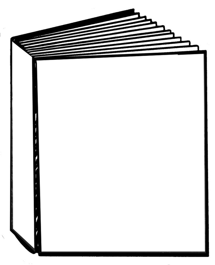 Cover clipart simple Clipart Book Download Book clipart