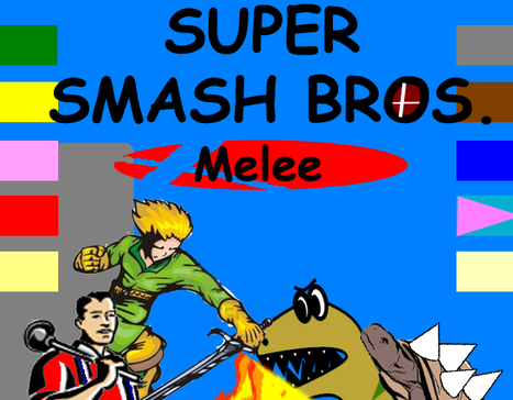 Covered clipart super smash bro Smash covers Sans Comic Games