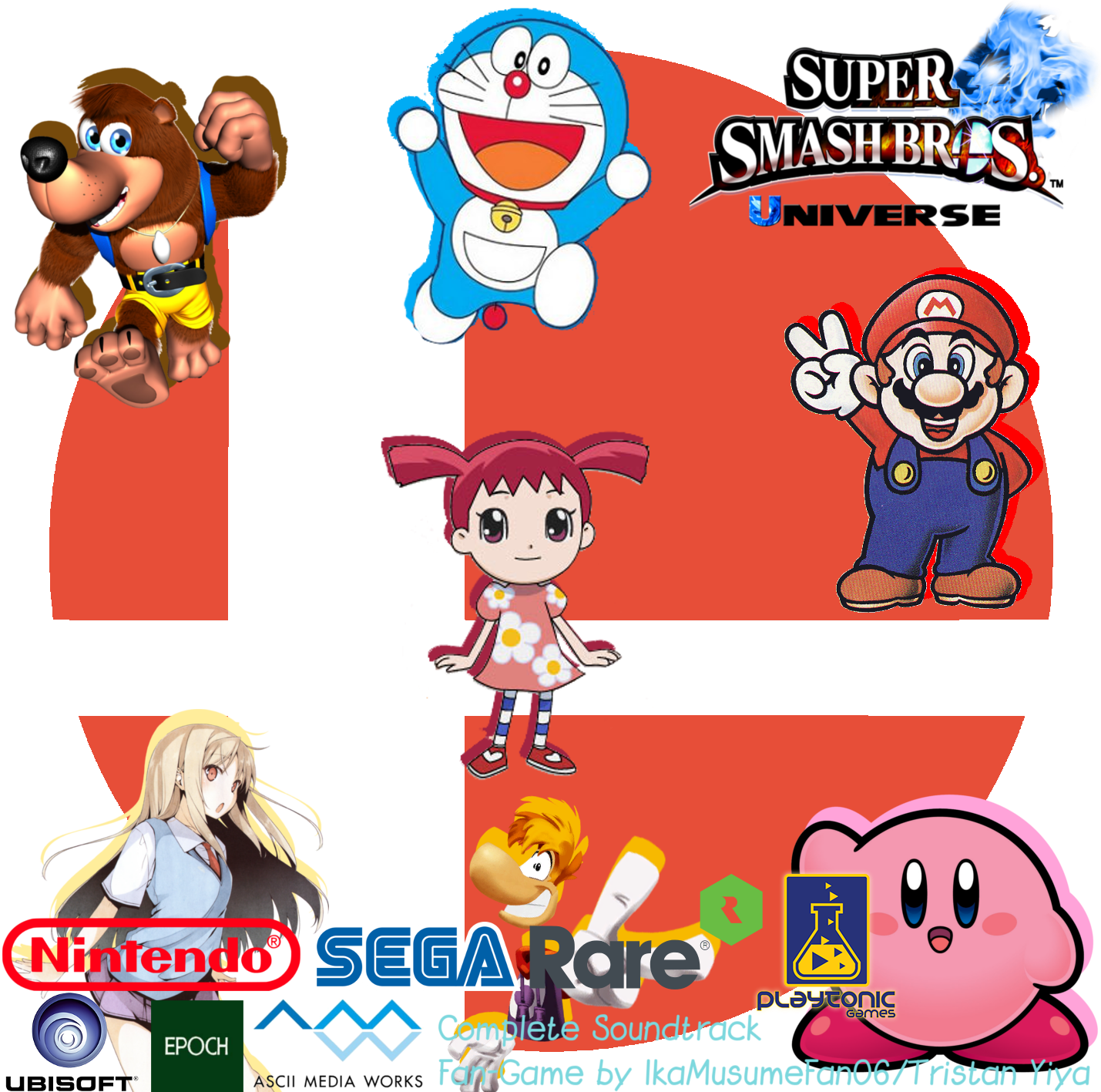 Covered clipart super smash bro On by Super Soundtrack Cover