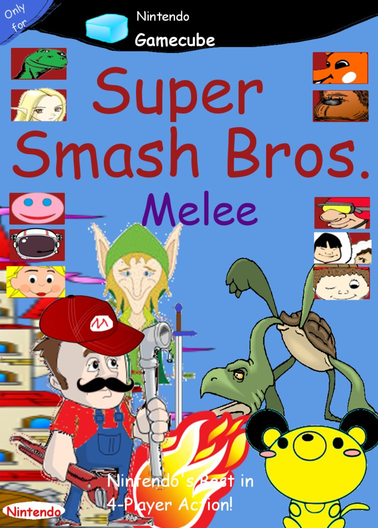 Covered clipart super smash bro Smash Smash on OmegaTyrant by