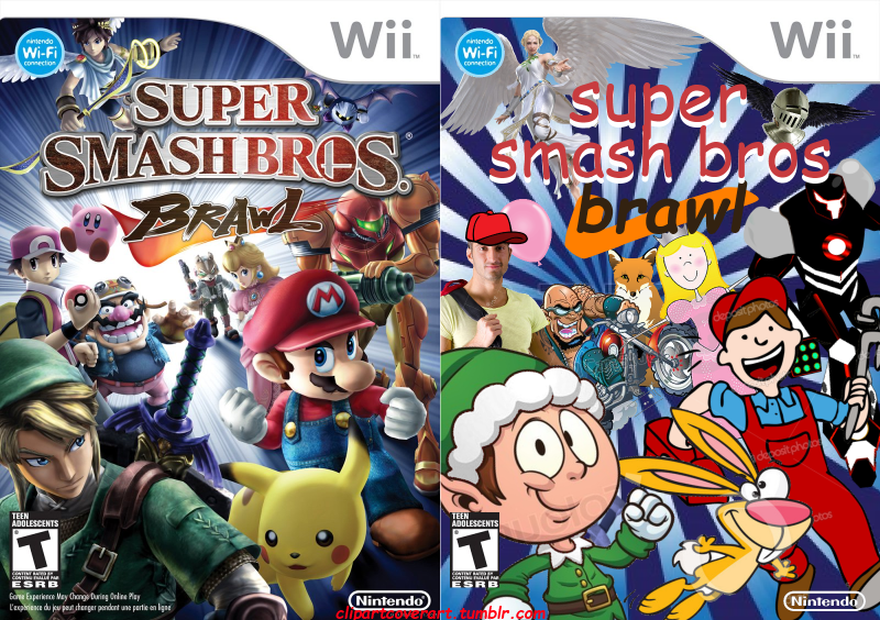 Covered clipart super smash bro On Smash style Album Clipart