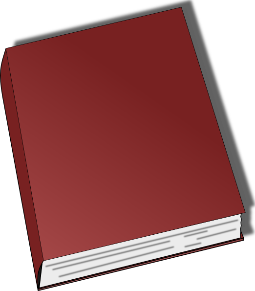 Covered clipart thin book Coming  Autobiography A Chapter