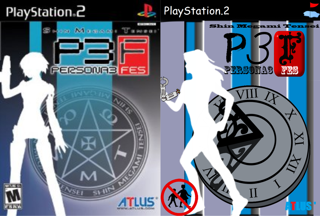 Covered clipart video game FES Cover Video Xazkid Persona