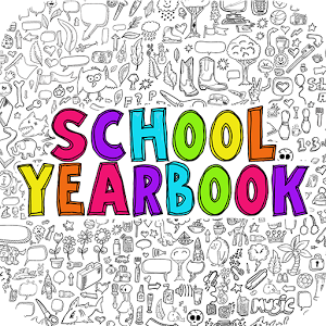 Cover clipart yearbook On Play Android Year Google