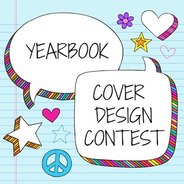 Cover clipart yearbook Deadline Design Cover  Yearbook