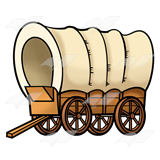 Covered clipart Wagon Wagon Abeka Covered Art