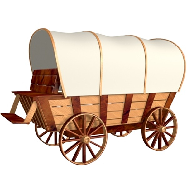 Covered clipart made Wagon Clipart Clip Free Covered