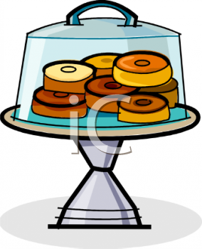 Covered clipart  Cake Doughnuts Picture On