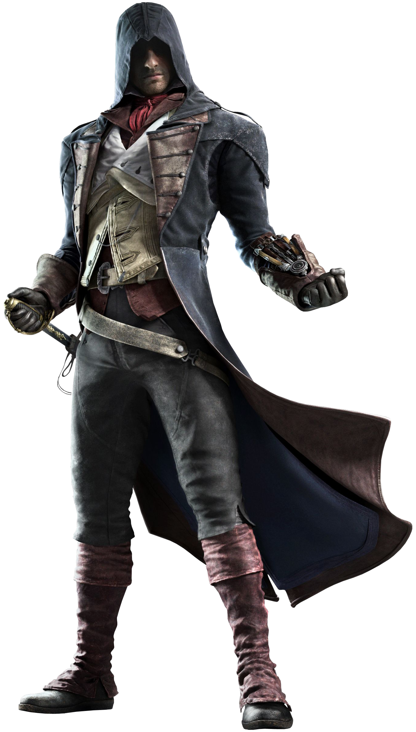 Covered clipart assassin's creed unity Unity Unity PNG Assassins Clipart
