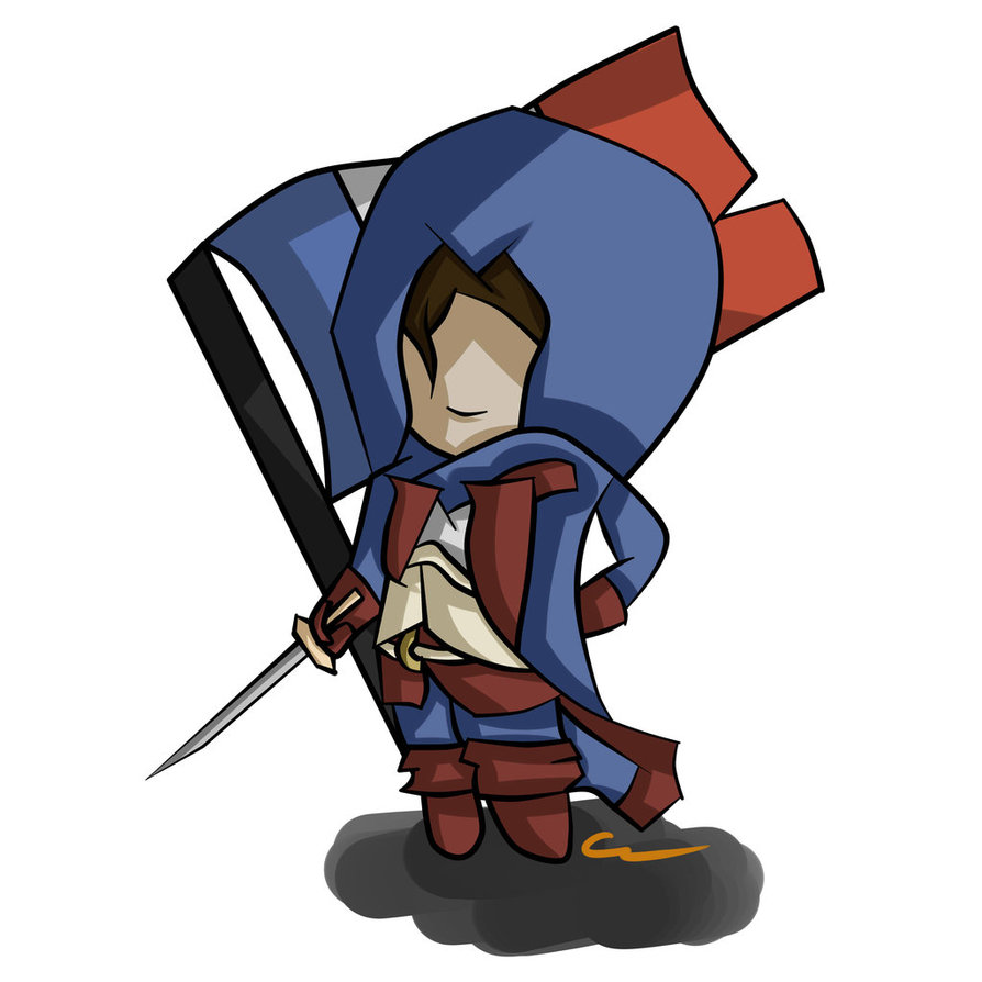 Covered clipart assassin's creed unity By Dorian by Assassin's Unity