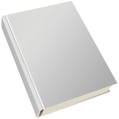 Covered clipart blank With designpivot: Colour Front Book