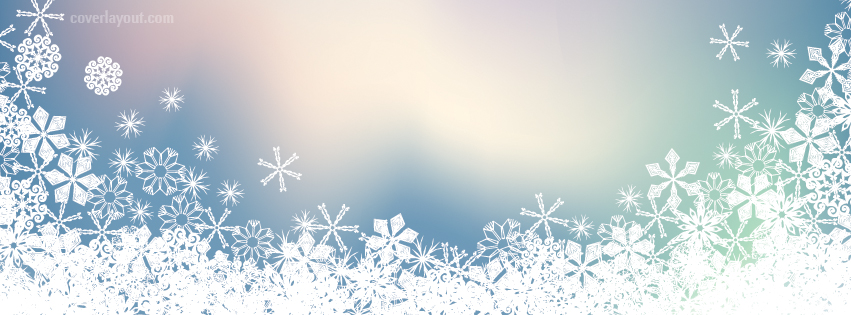 Covered clipart facebook Com CoverLayout Winter Flakes Flakes