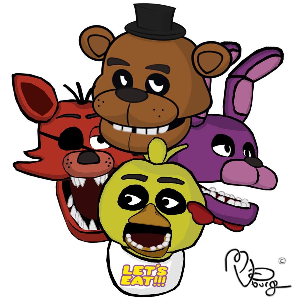 Covered clipart fnaf MLP collection All (FnaF) Fnaf