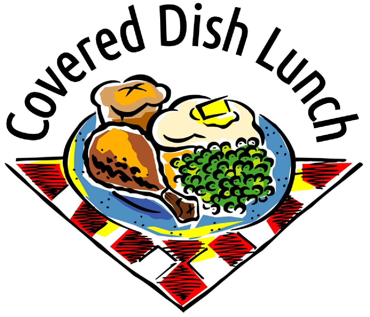 Covered clipart food dish Important DISH SUNDAY Three THIS