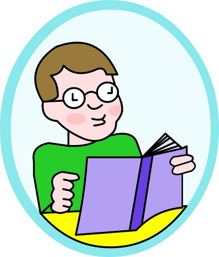 Covered clipart reading skill Click Me WOW! Reading Show