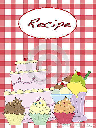 Covered clipart recipe book China Clipart Back Recipe Clipart