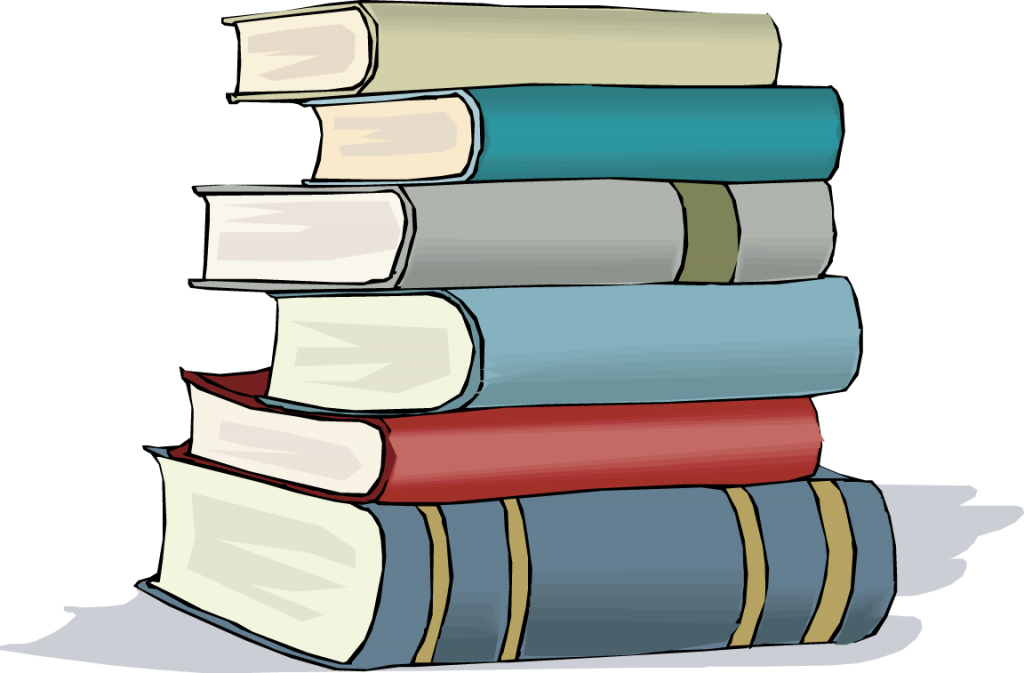 Covered clipart school book Of Stack com Books ·