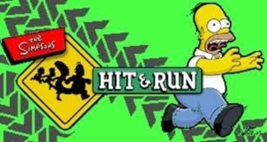 Covered clipart simpsons hit and run Hit full hit pc