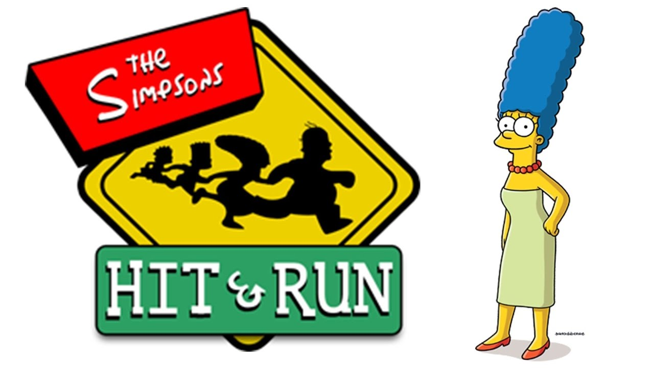Covered clipart simpsons hit and run Run The o #8 The