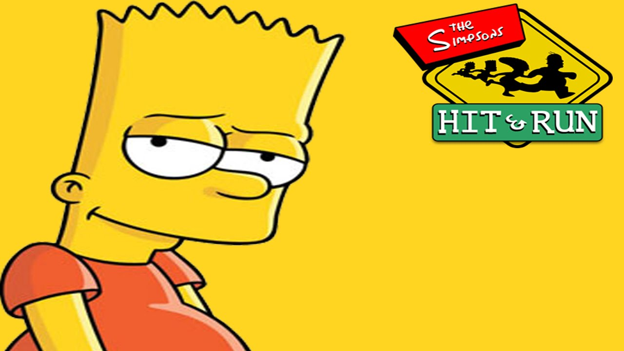 Covered clipart simpsons hit and run 3 Run YouTube Hit The