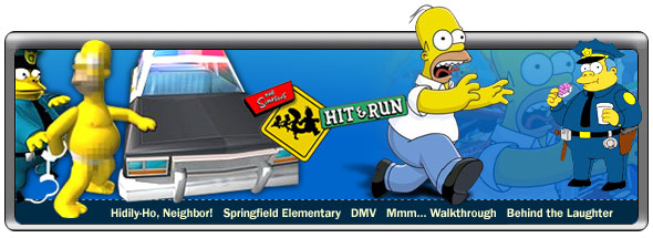 Covered clipart simpsons hit and run Run The  Strategy Walkthrough