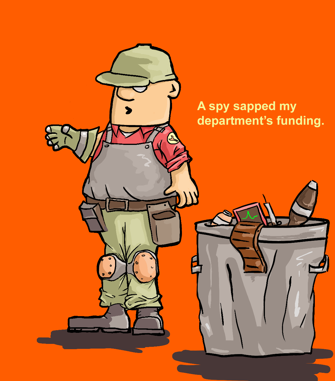 Covered clipart tf2 Soldier Clip TF2 TF2 Art