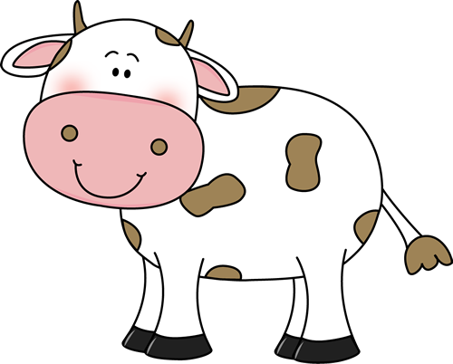 Other clipart cow Clip with cute cow