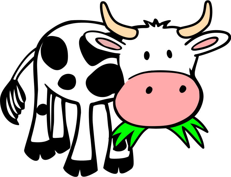 Beef clipart cartoon Clipart Free MOOve Cows
