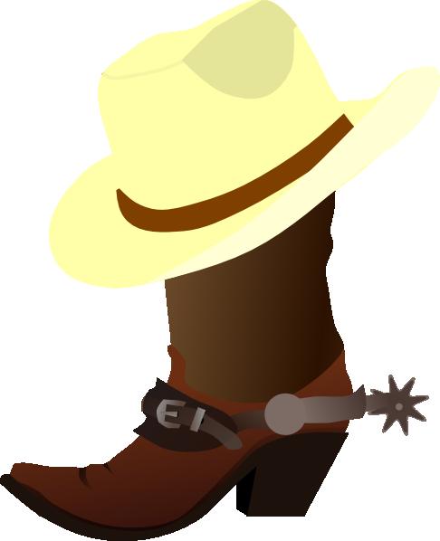 Wild West clipart cowboy boot Clipart Cowboy Clipart Cowboy Clipartion