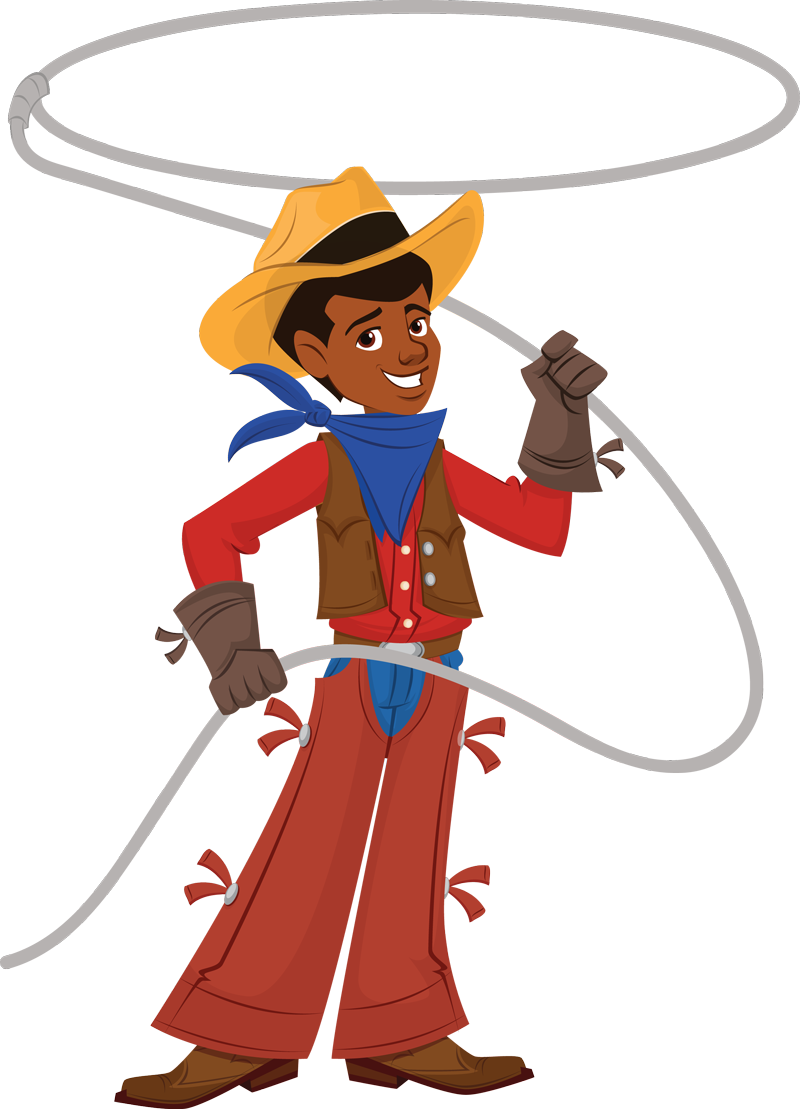 Cowboy clipart fighting Clipart Clipart Cowboy Images Clipart