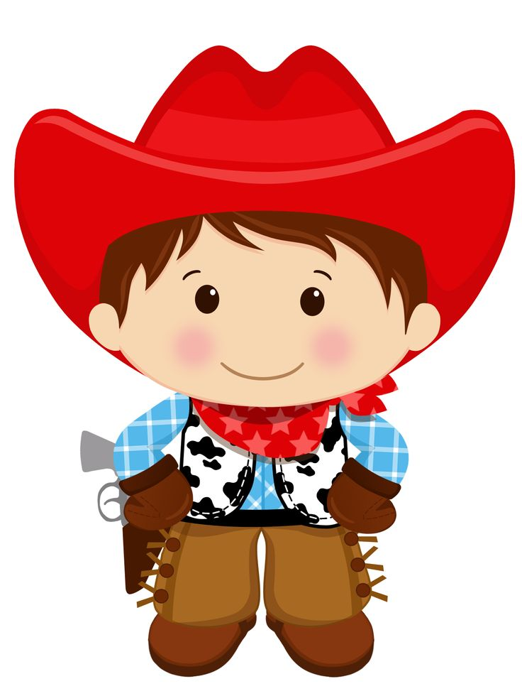 Cowboy clipart themed Clipart about and Pin this