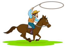 Cowboy clipart themed Pictures Clip Dancing Boots Wearing