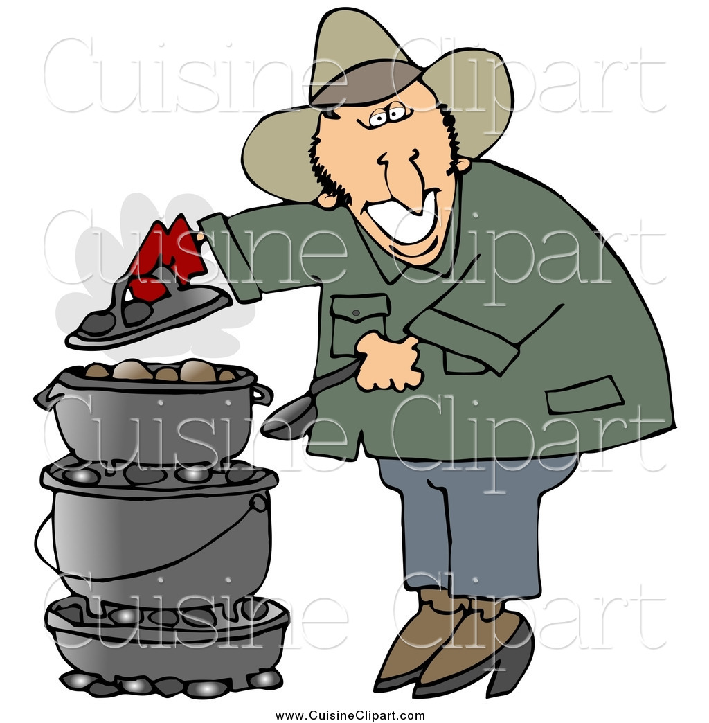 Cowboy clipart cooking Cowboy Stock Designs on Free