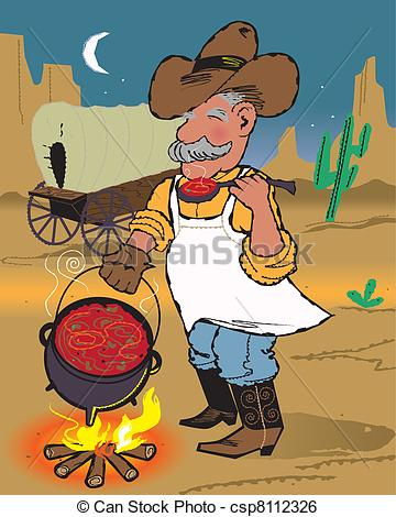 Cowboy clipart cooking Clip Free Images Clipart Art