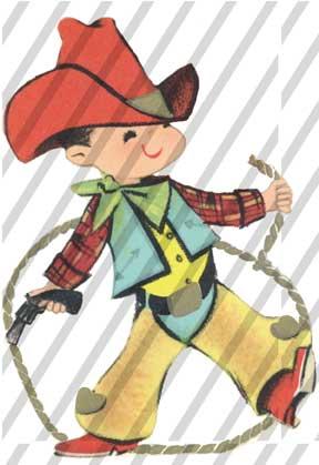 Cowboy clipart vintage cowboy Cowboy Panda Clipart Clipart vintage