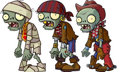 Cowboy clipart zombie 7th Zombie Zombie Mummy birthday