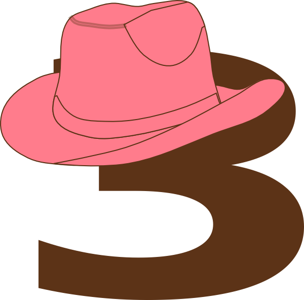 Cowgirl clipart cowgirl hat At Download art this online